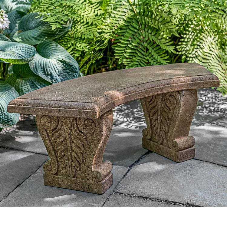 Campania International Soledad Bench