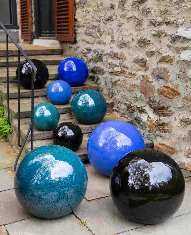 Campania International - Glazed Spheres