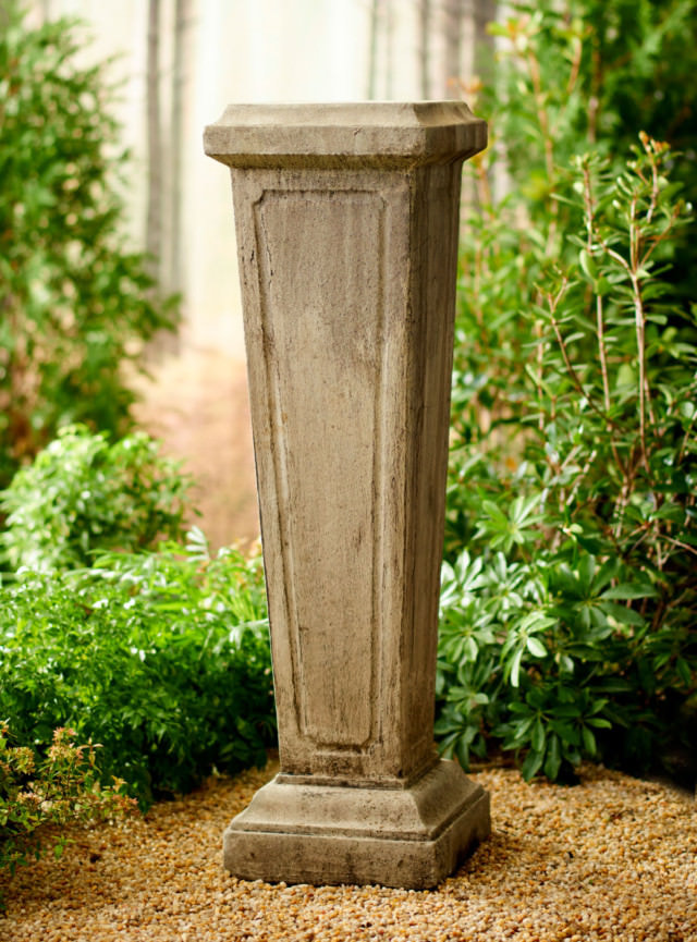 Unique Stone Penn Plantation Pedestal