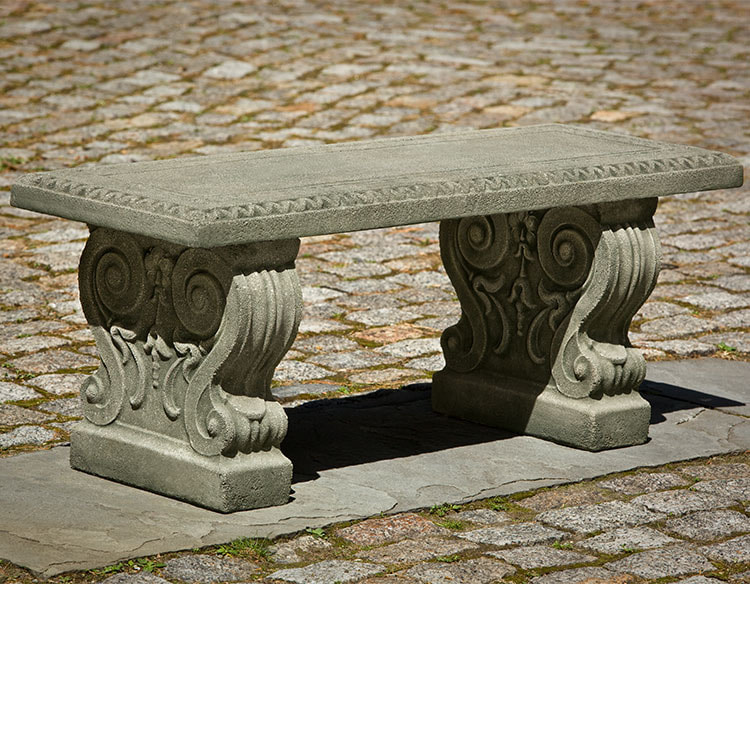 Campania International Classic Garden Bench